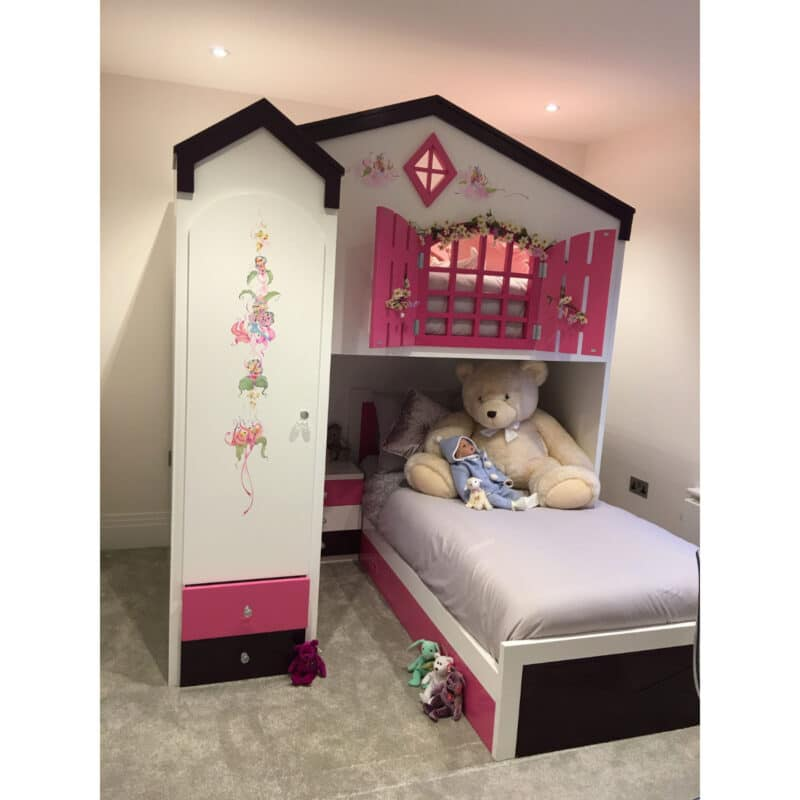 Sofia's Playhouse Bed