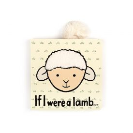 Jellycat: If I Were A Lamb Book