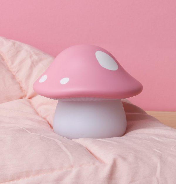 LLMUMC53-LR-5 Little light Mushroom