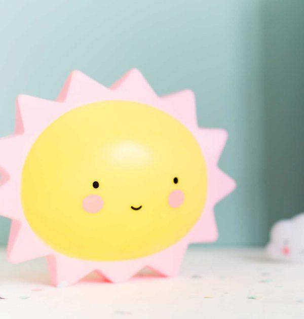 LTSU029-4-LR mini sun light