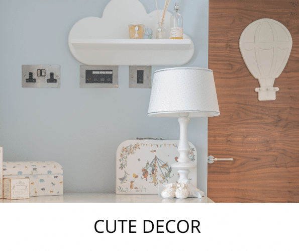 Cute Decor Misuenoskids