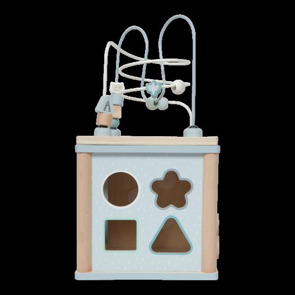 little-dutch-activity-cube-wooden-blue-4428 (4)