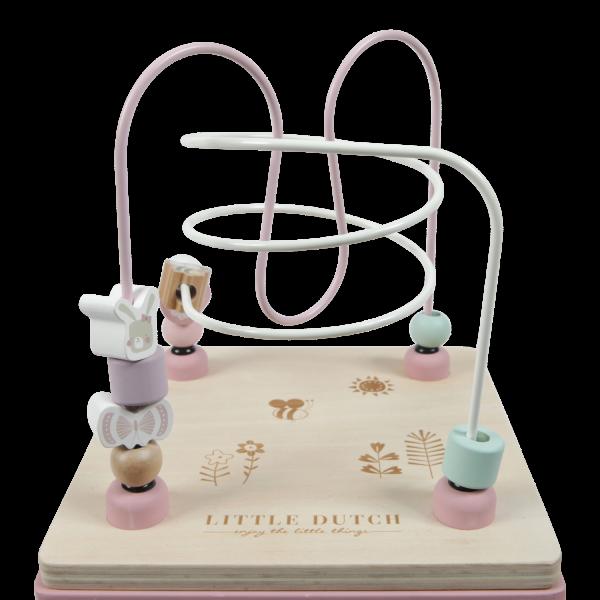 little-dutch-activity-cube-wooden-pink-4427 (1)