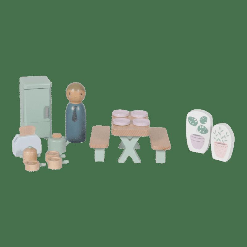 LD4476 Set PH – Keuken