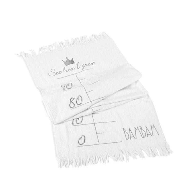 Bam Bam Grow Towel