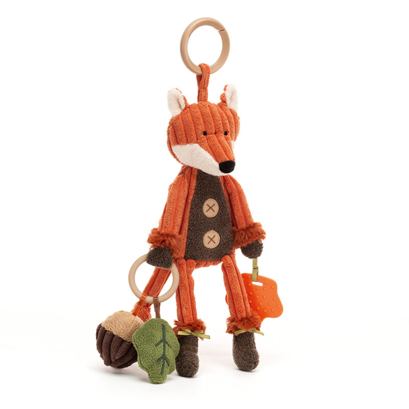 Jellycat Cordy roy fox activity toy_1