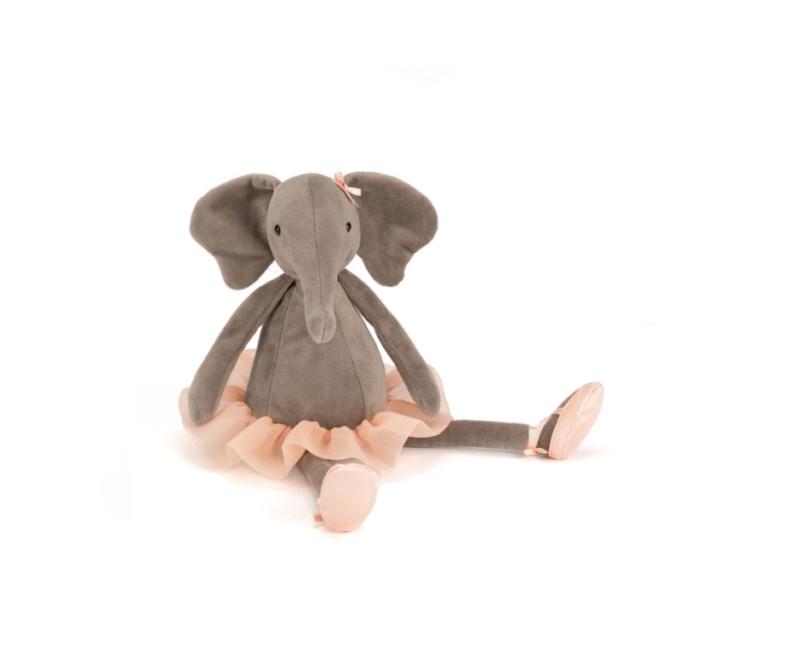 Jellycat Dancing Darcey Elephant_1
