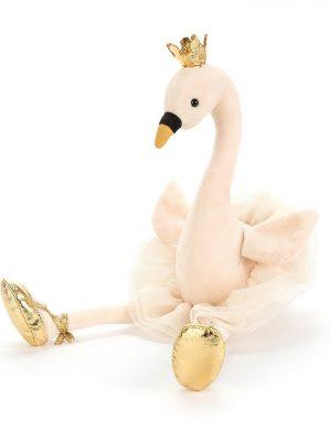 Jellycat Fancy Swan_1