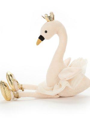 Jellycat Fancy Swan_2
