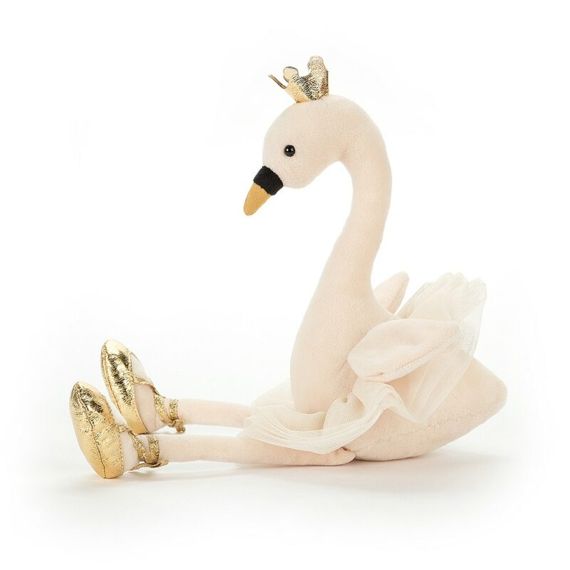 Jellycat Fancy Swan_2