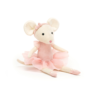 Jellycat Pirouette Mouse Candy_1
