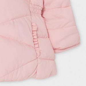 Mayoral Basic Padded Coat Pink_3