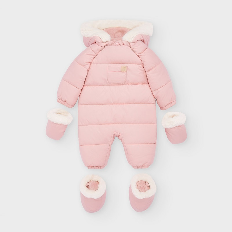 Mayoral Snowsuit Pink_1