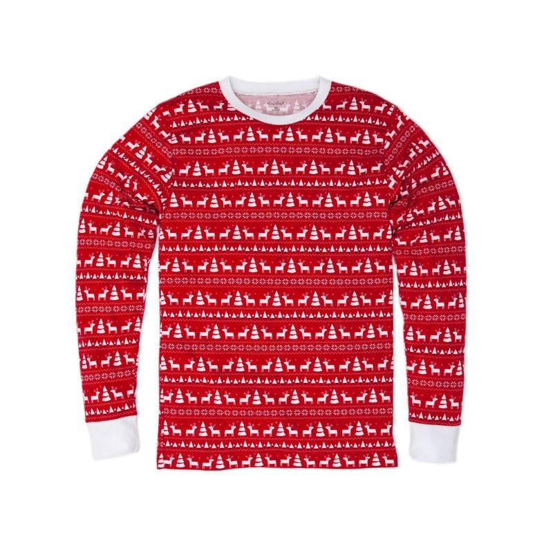 Christmas Deer Adult Pyjama