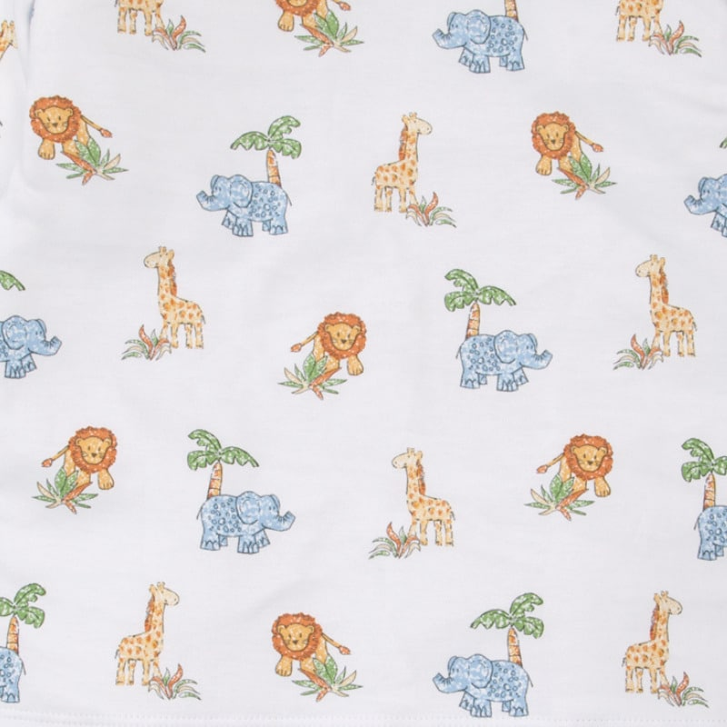 Jaunty Jungle Pyjama Set1