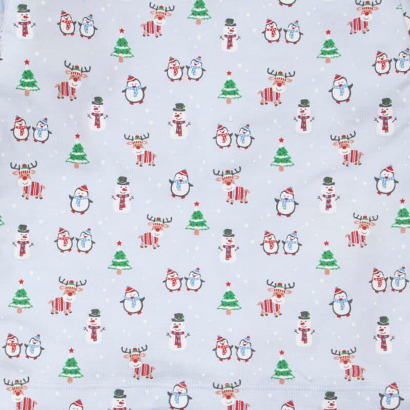 Reindeer Fun Pyjama Set 2