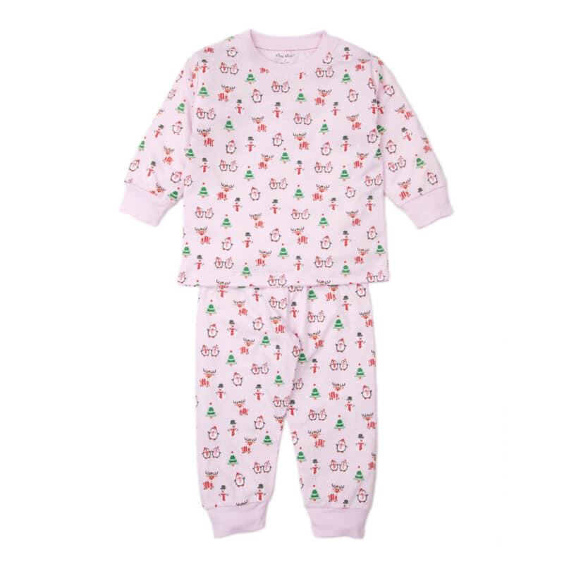 Kissy Kissy Reindeer Fun Toddler Pyjama Set