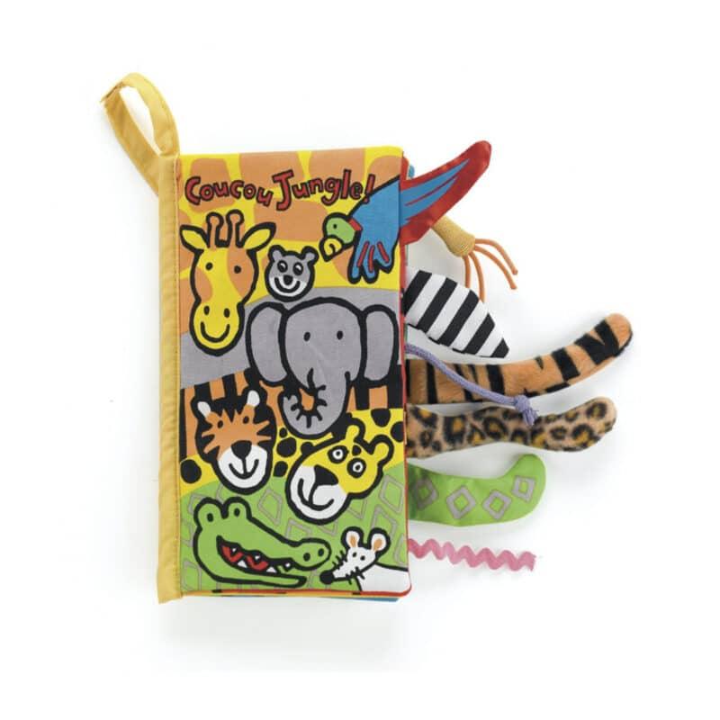 Jellycat Coucou Jungle Livre