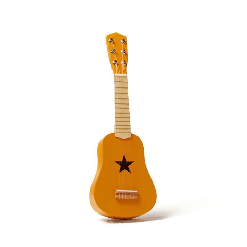 Guitar yellow