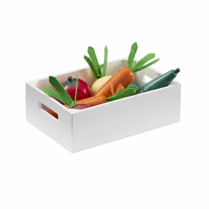 Mixed vegetable box BISTRO