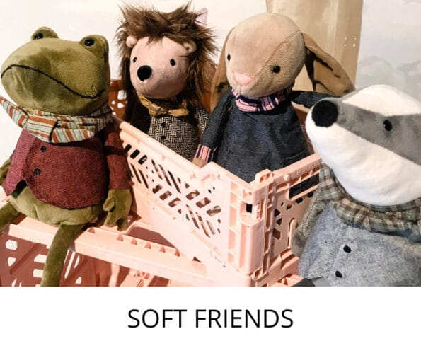 Soft Friends Misuenoskid