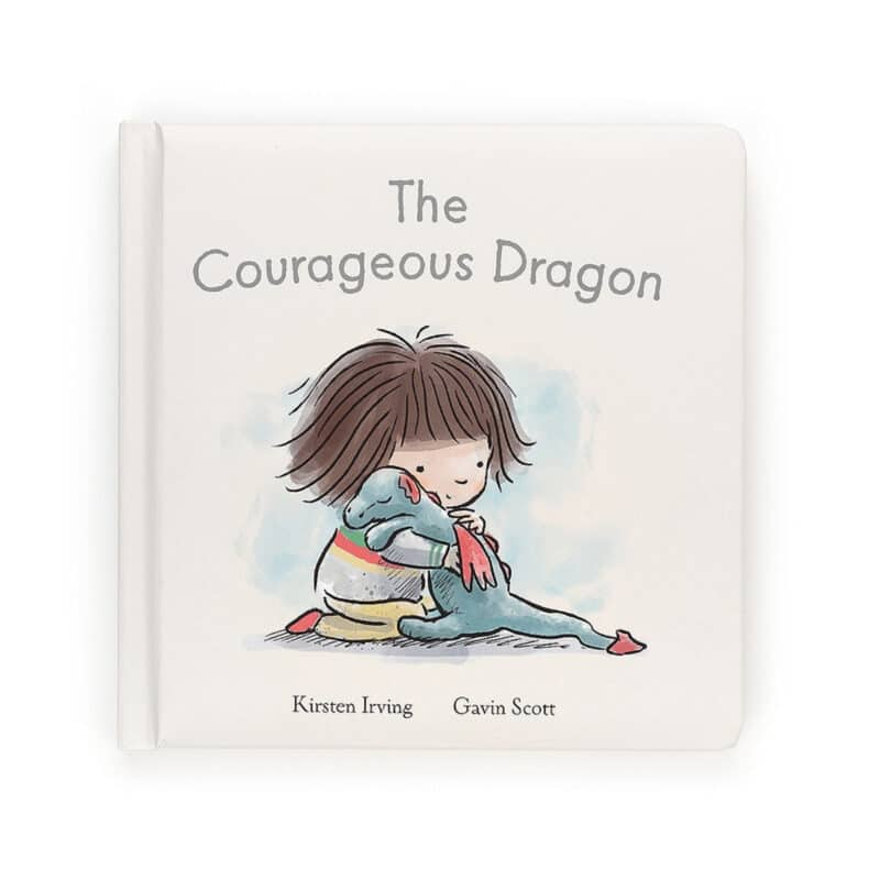The Courageous Dragon Book