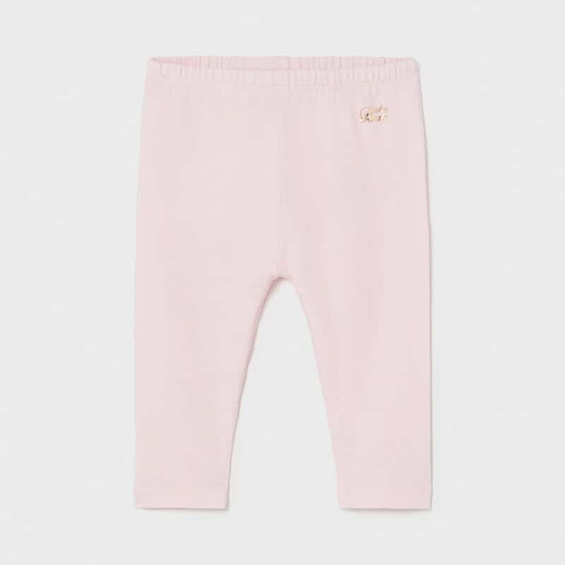 ECOFRIENDS Basic Leggings Pink