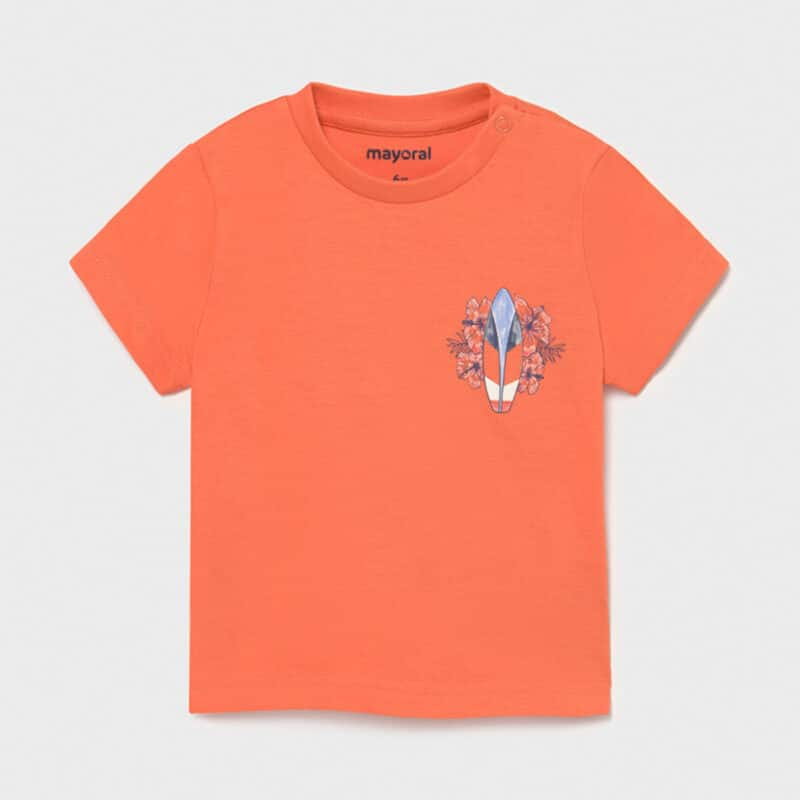 ECOFRIENDS Surf T-shirt
