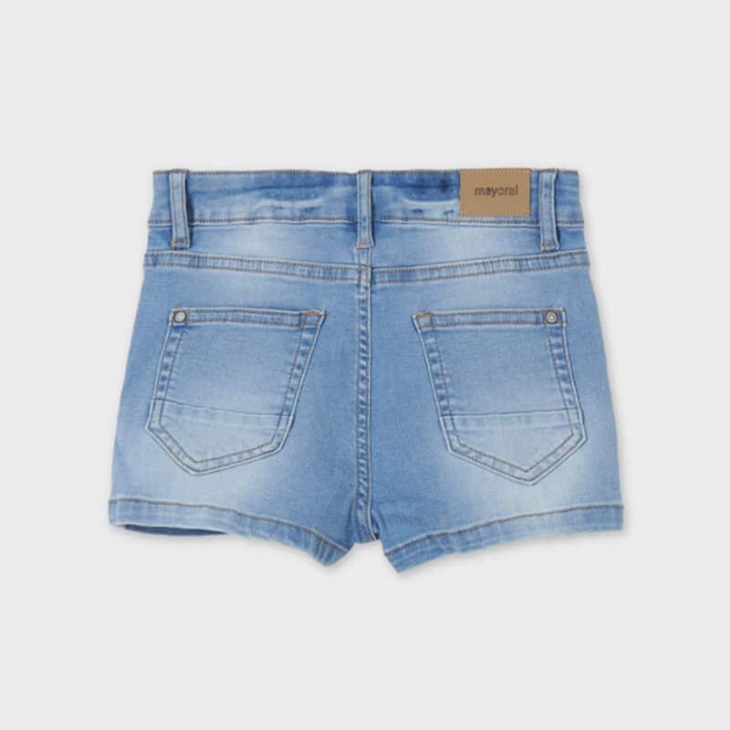 ECOFRIENDS Denim Shorts For Girl