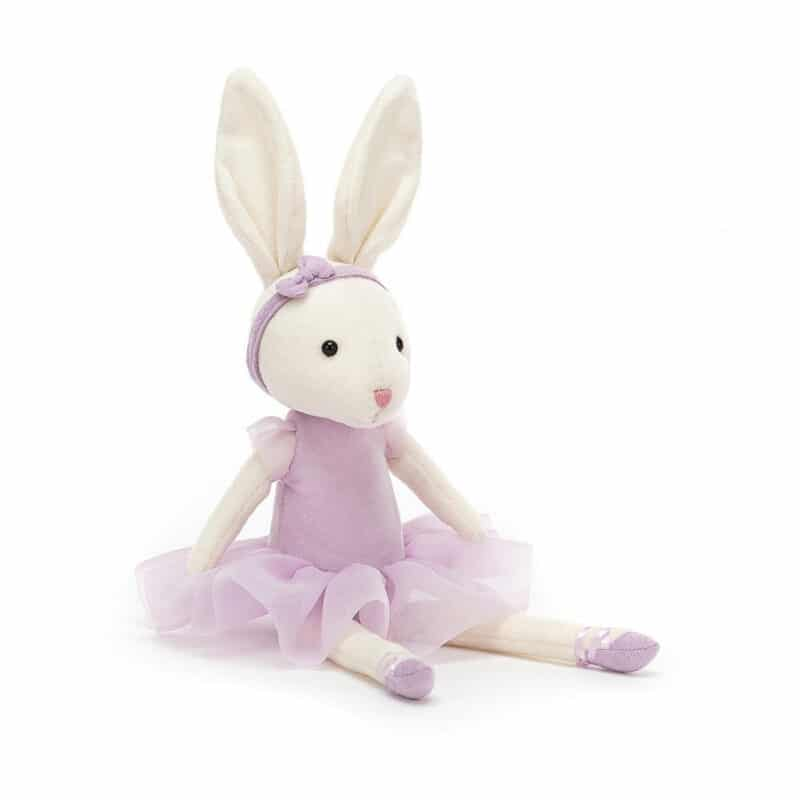 Pirouette Bunny Lilac