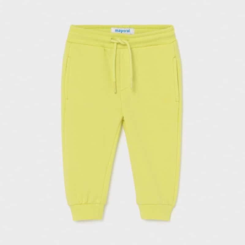 Basic joggers Lime