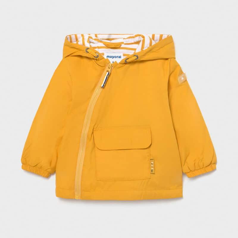 Mayoral Yellow Windbreaker Jacket