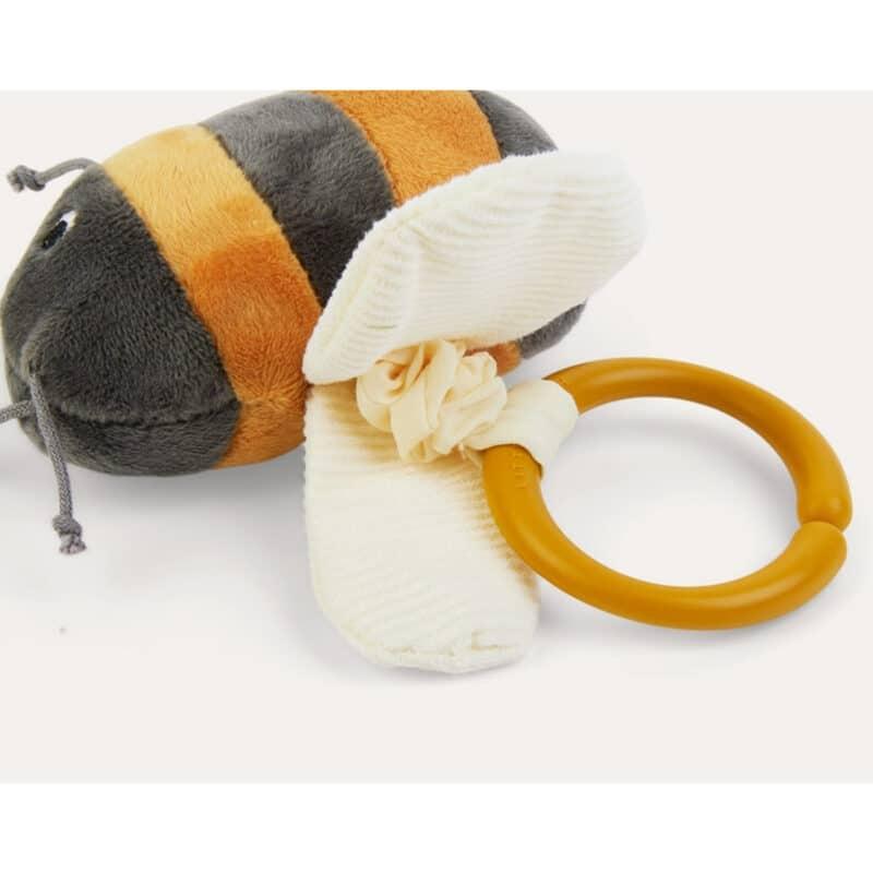 Pull-and-shake Bumblebee