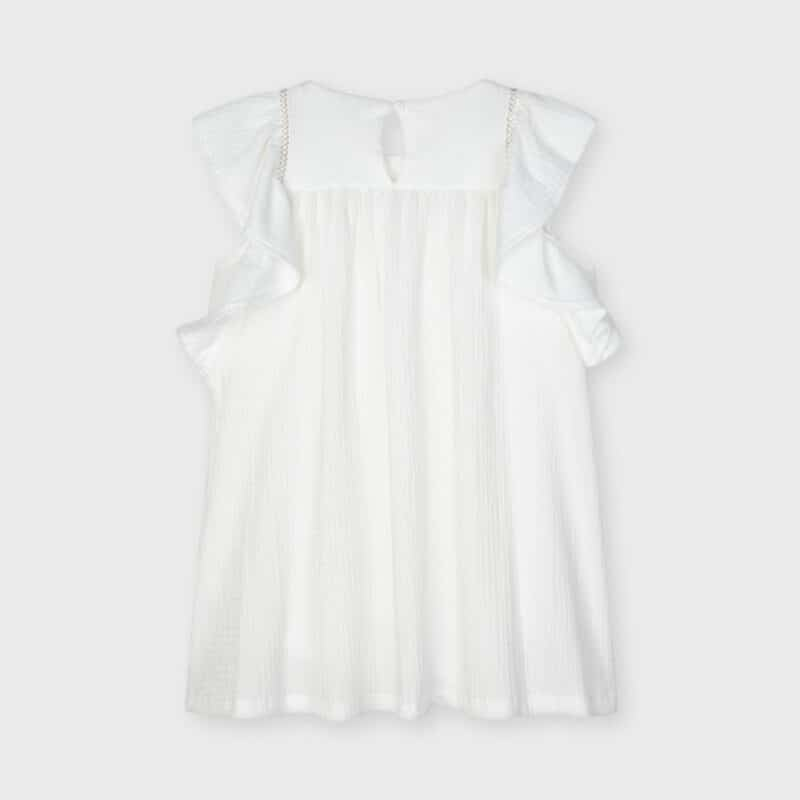 Embroidered Appliqué Dress
