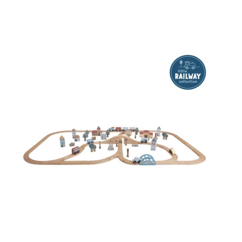 Ailway Train XXL Set