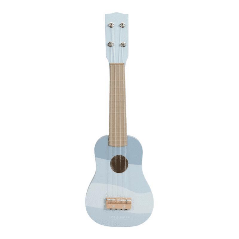 Little Dutch Guitar Blue