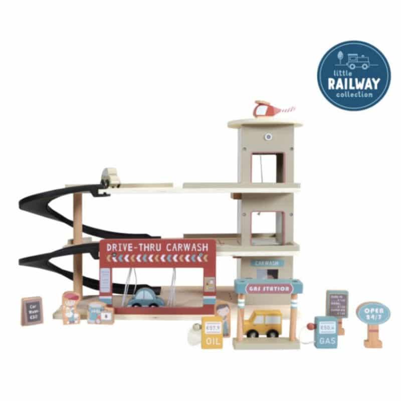 Railway Extension - Garage