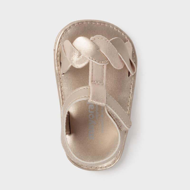 Beige Lure Sandals