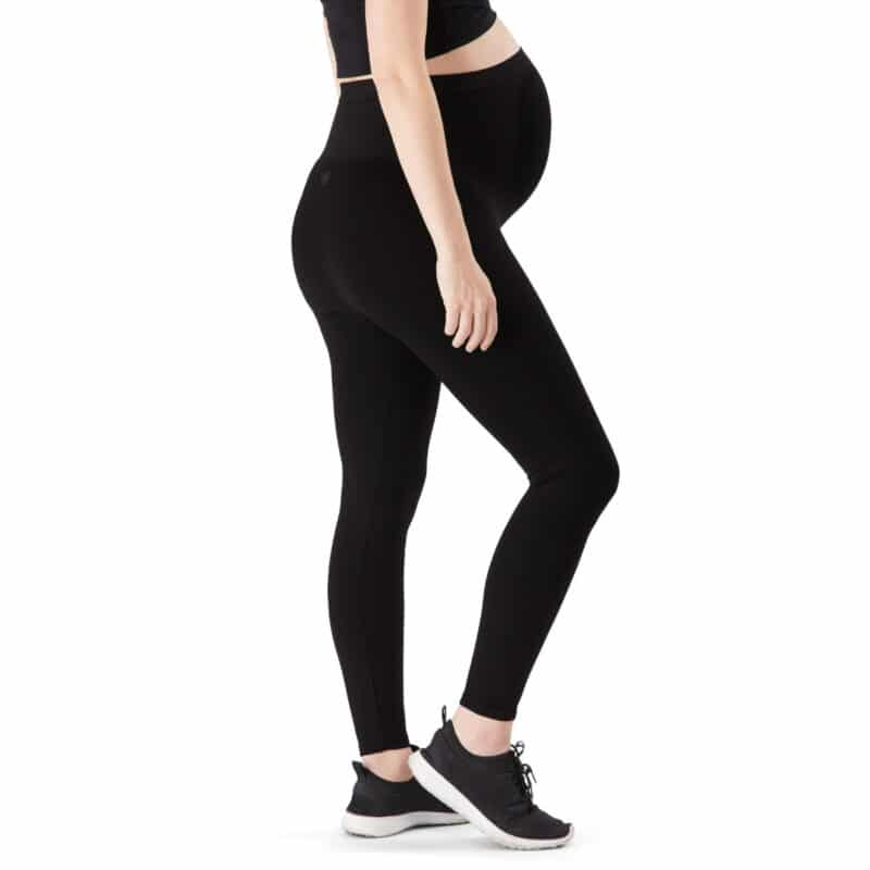 Bump Support Leggings Black