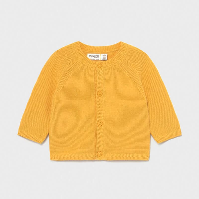 Tricot cardigan Lemon