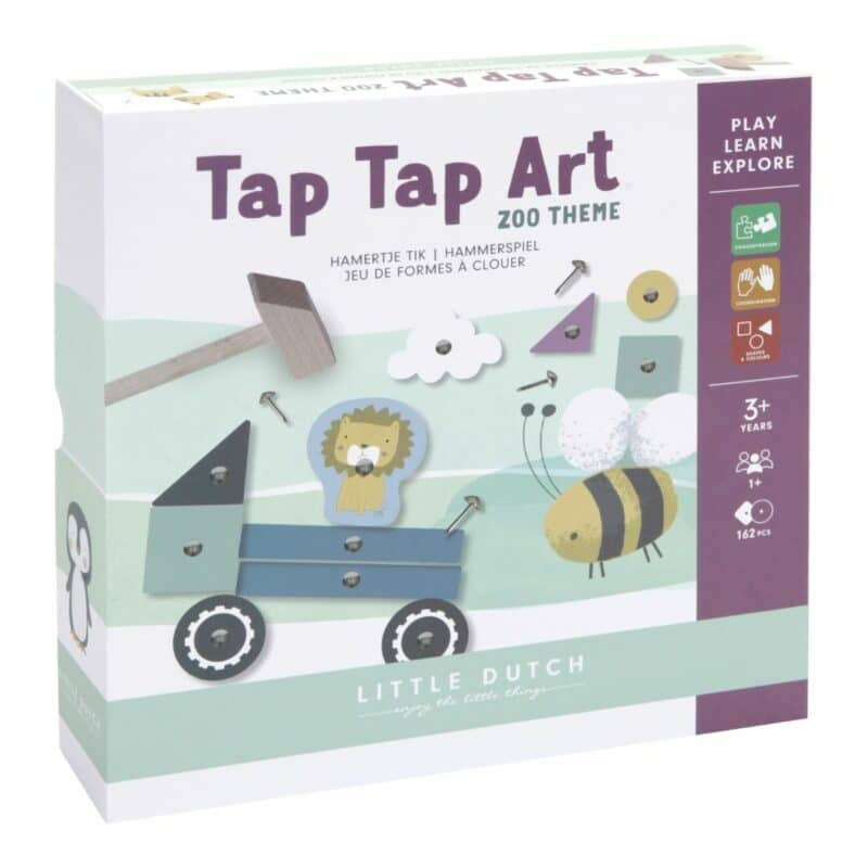 Tap tap art set Availability