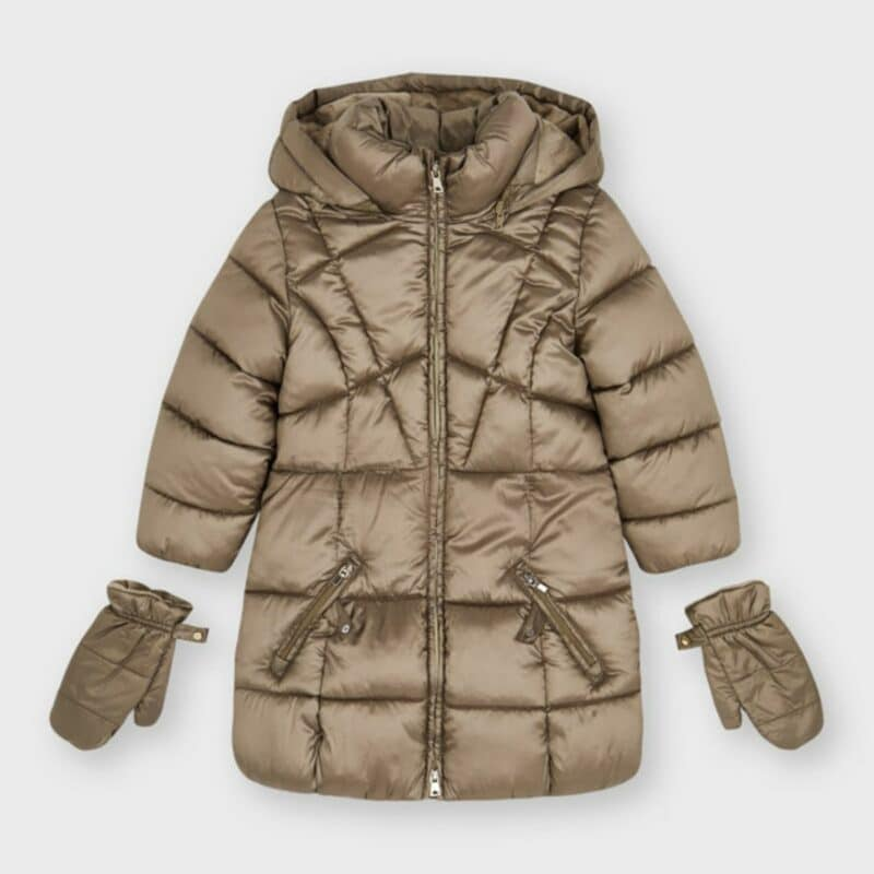 ECOFRIENDS Coat With Mittens