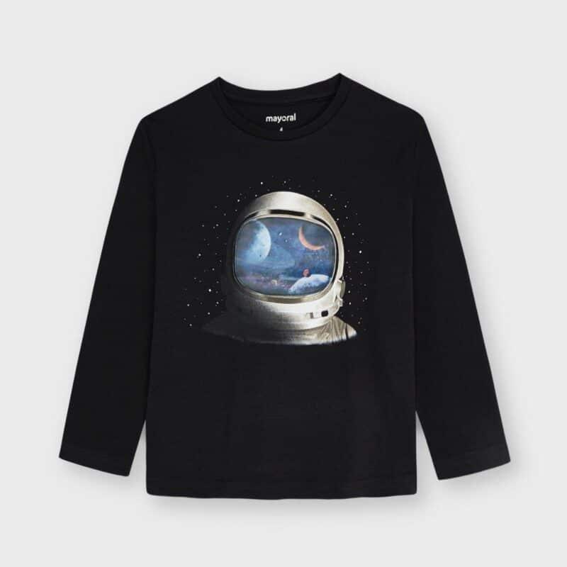 Long Sleeve Lenticular T-Shirt