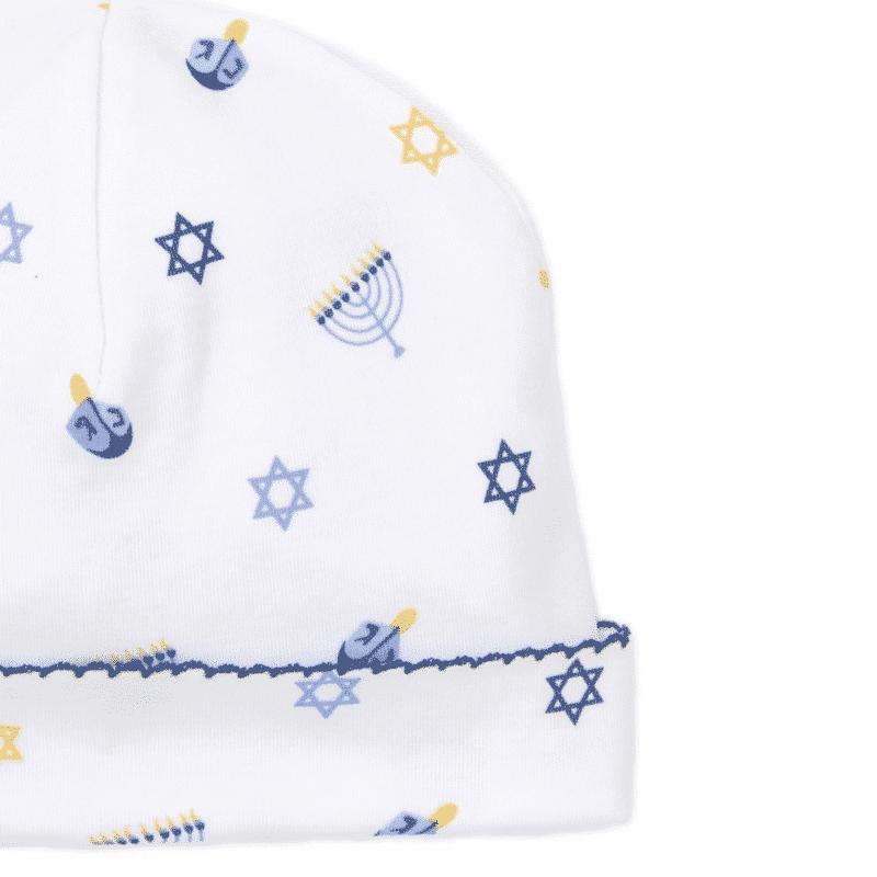 My First Hanukkah Print Hat